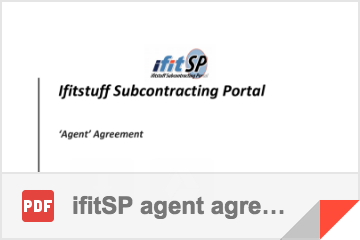 ifitSP agent application form pack