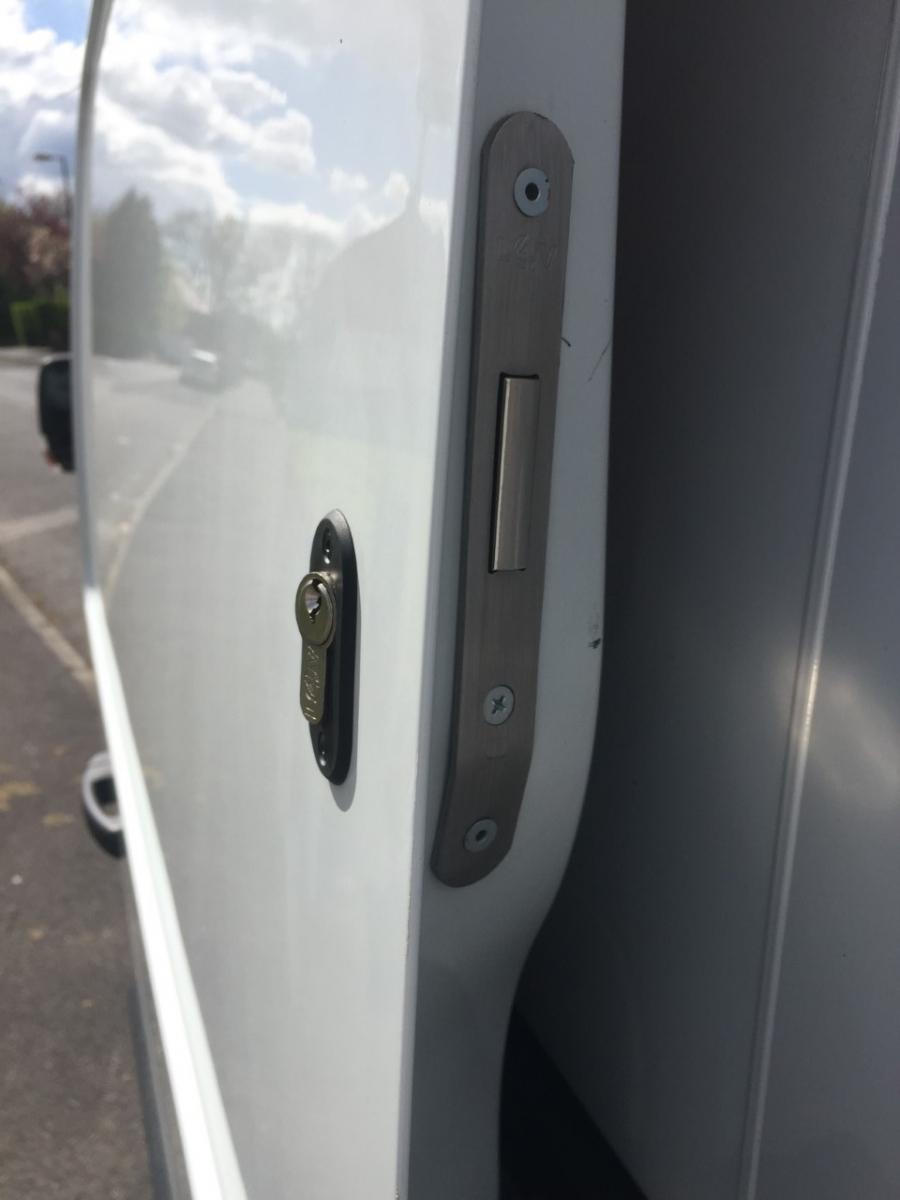 Gallery 2014 Renault Master Dead Locks Side Sliding Rear