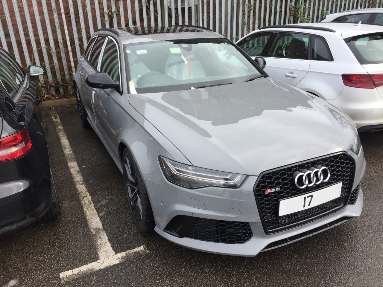 Gallery Audi RS Thatcham Category Car Tracking Device - Audi car tracker