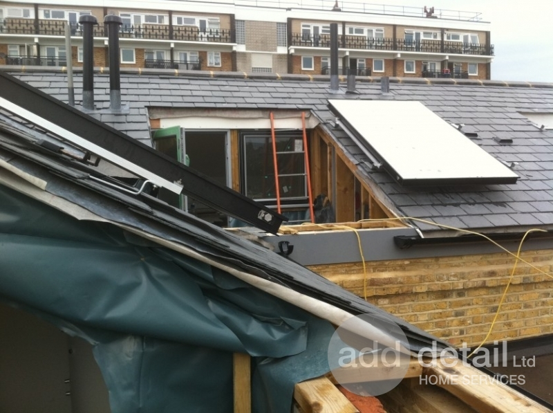 Solar Panel Installation - Central London - London
