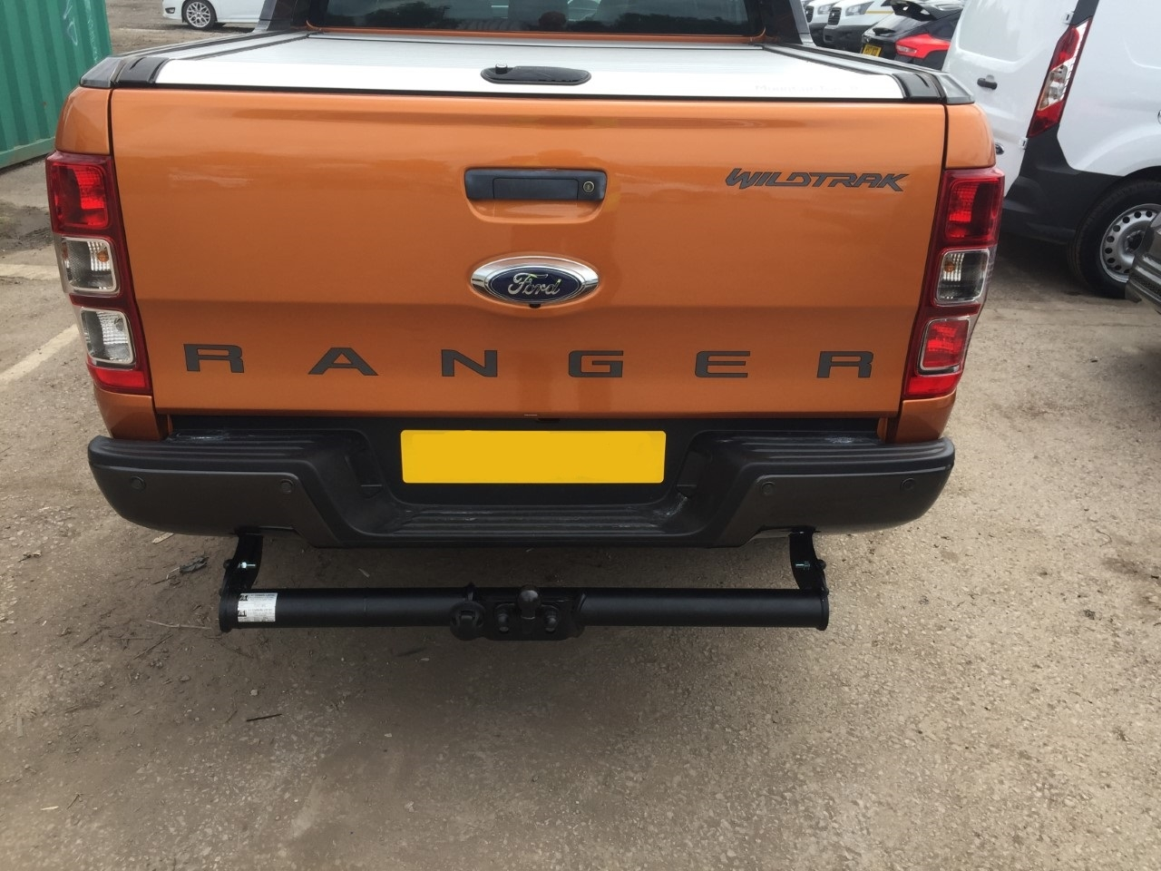 Gallery 2017 Ford Ranger Fixed Towbar 7 Pin Vehicle Specific Motor Wiring 03