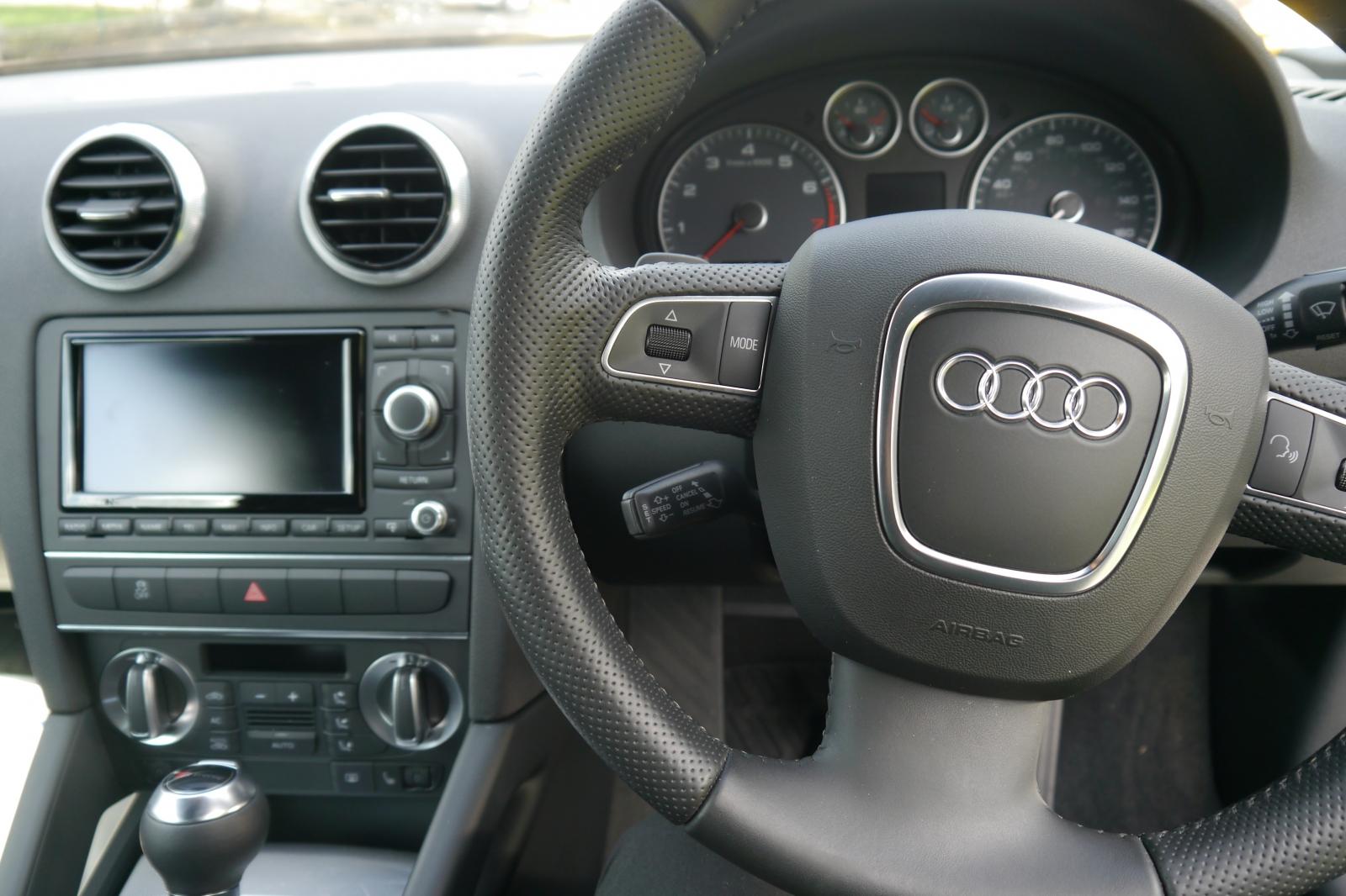 Gallery - Genuine Audi A3 RNS-E Bluetooth Navigation System Install