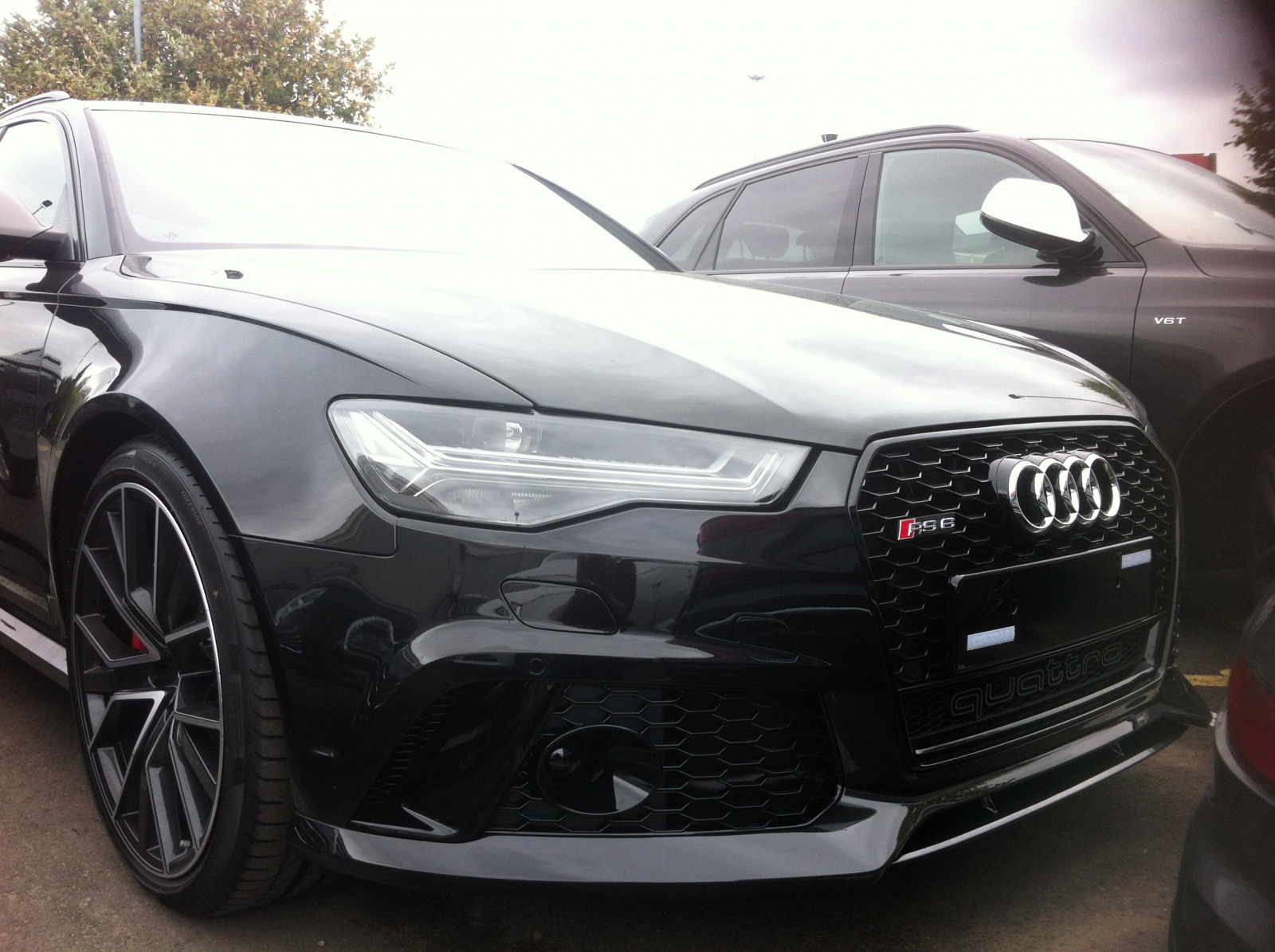 Gallery 2017 Audi Rs6 Vodafone Category 5 Tracking System Install