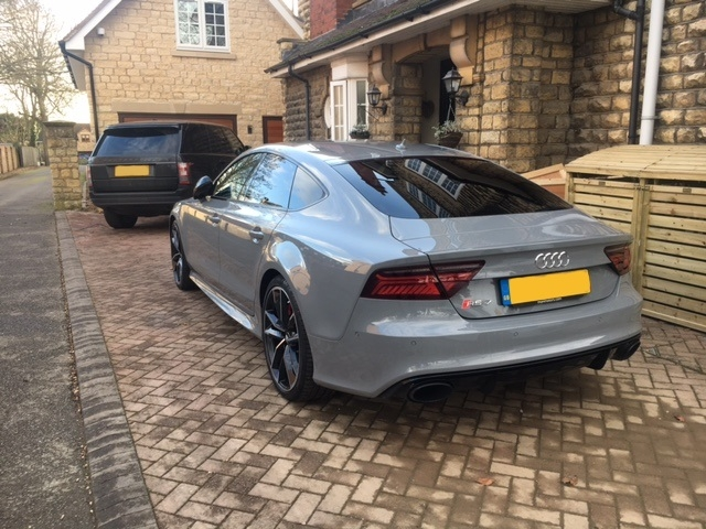 Gallery 2018 Audi Rs7 Vodafone Protect Amp Connect 5 Tracking