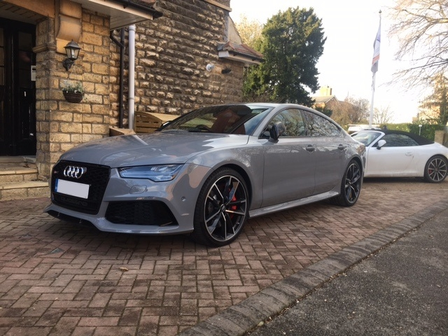 Gallery Audi RS Vodafone Protect Amp Connect Tracking - 2018 audi rs7