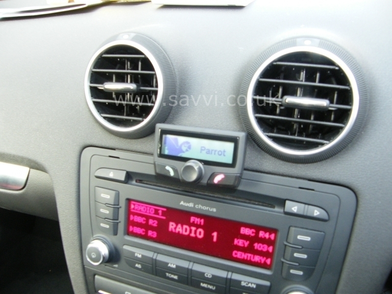 Gallery Audi A3 2007 Parrot Ck3100 Bluetooth Handsfree