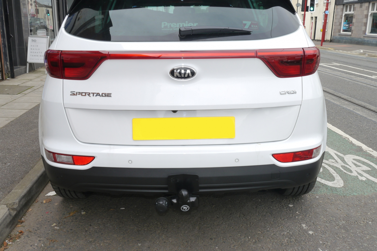 Gallery 2017 Kia Sportage Fixed Towbar With 13 Pin Electrics Tow Bar Greater Manchester