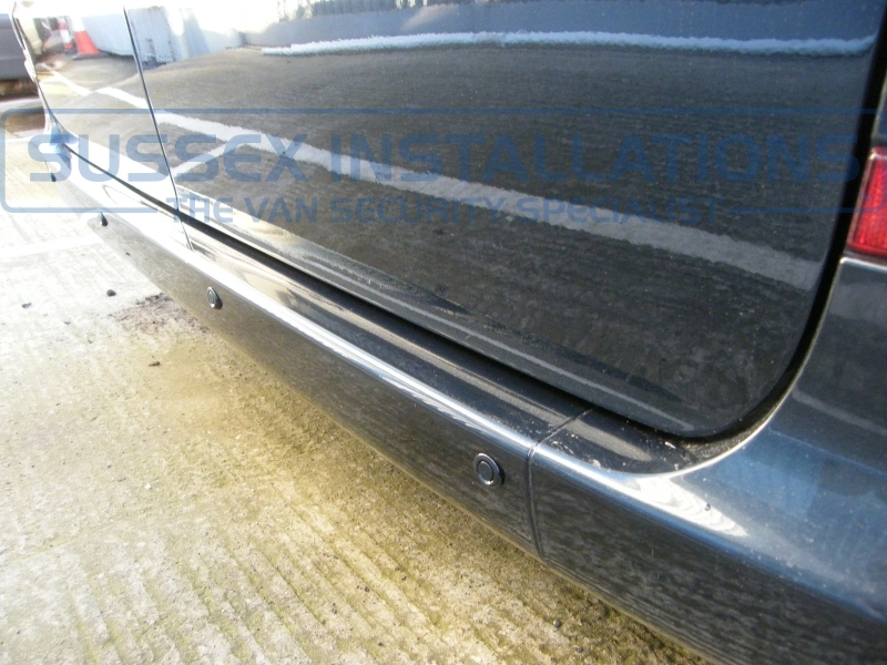 Gallery Mercedes Vito 2012 Colour Matched Rear Parking