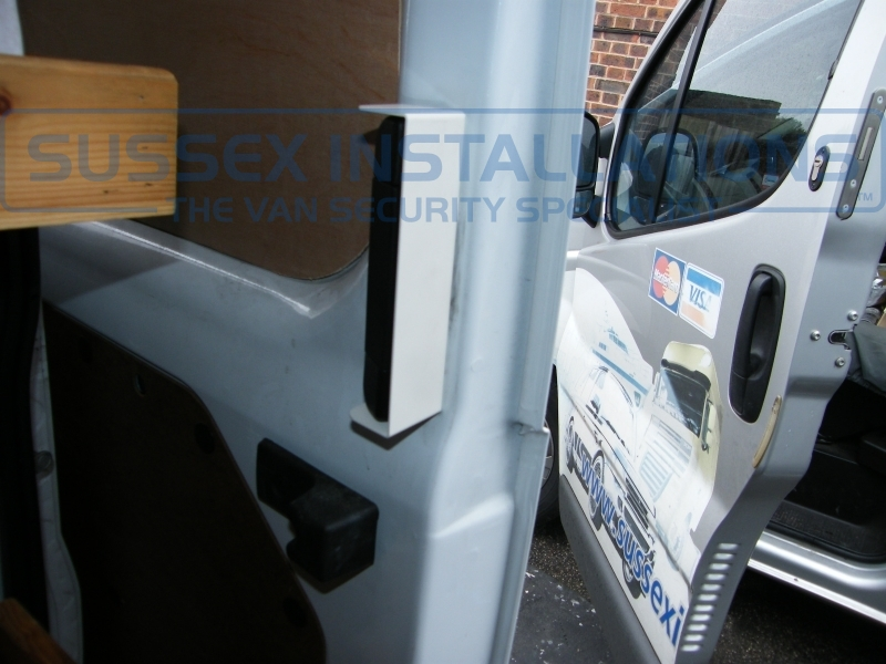 Gallery Ford Transit 2007 Side Load Door Handle Security