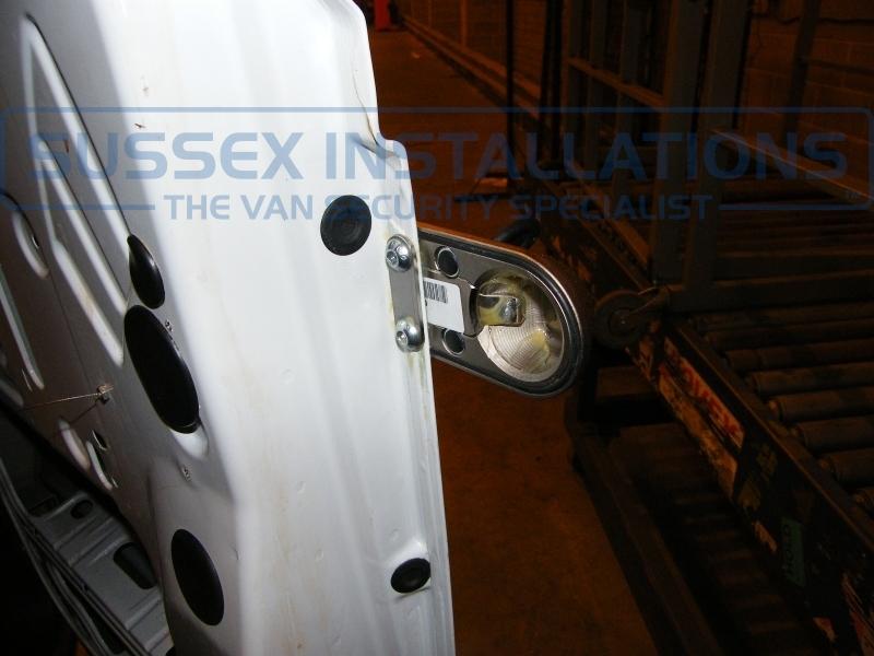 Gallery Mercedes Sprinter 2012 Ultimate Lock