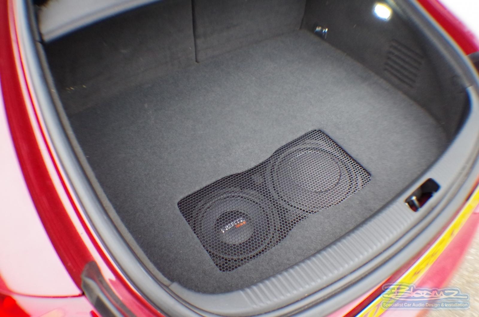 Gallery - Audi TT Bose Upgrade - ESSEX
