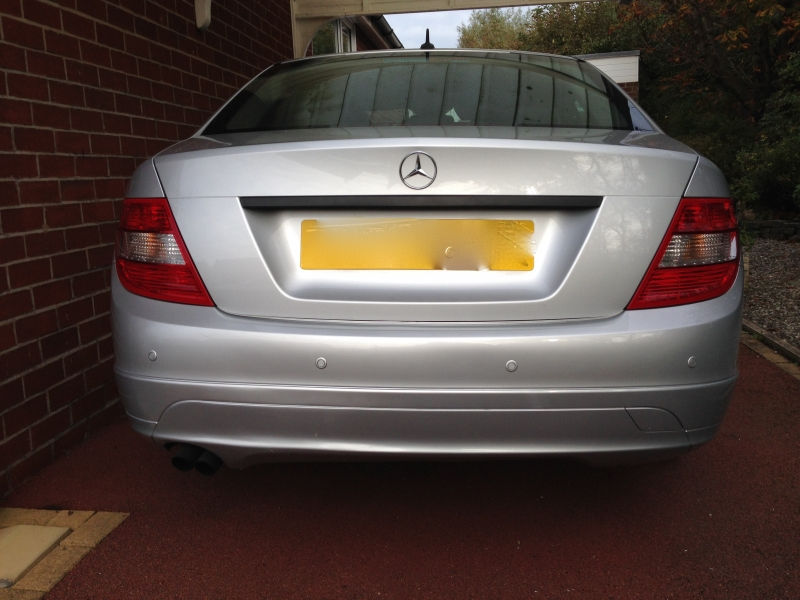 Gallery Mercedes C Reverse Parking Sensors Lancashire