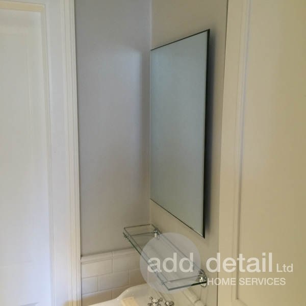 Gallery adding mirror to your bathroom london - Bathroom accessories london ...
