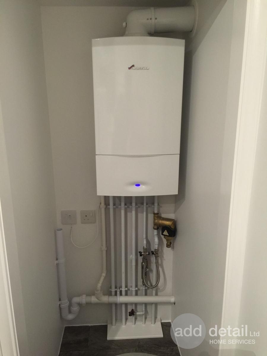 Boiler Re-location&Installation N11 - Central London - London