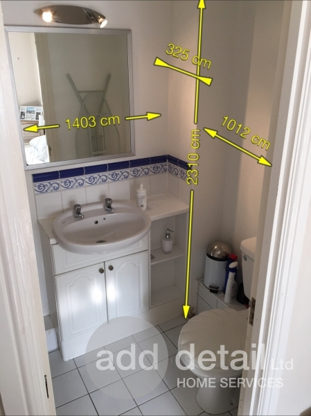 Gallery Small En Suite Shower Room London