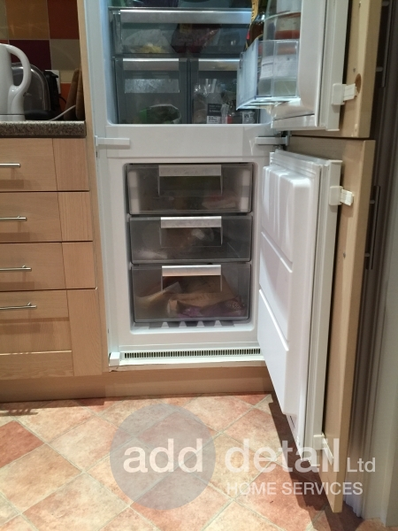Gallery Integrated Fridge Freezer Ventilation Grille