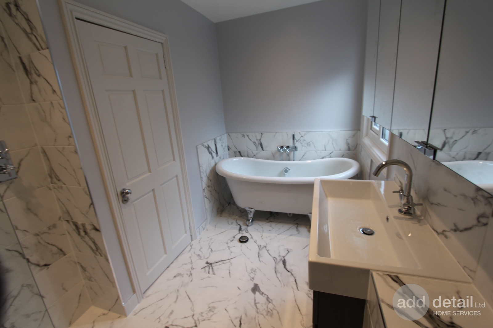 Wet-room Installation - South West London - Central London - London