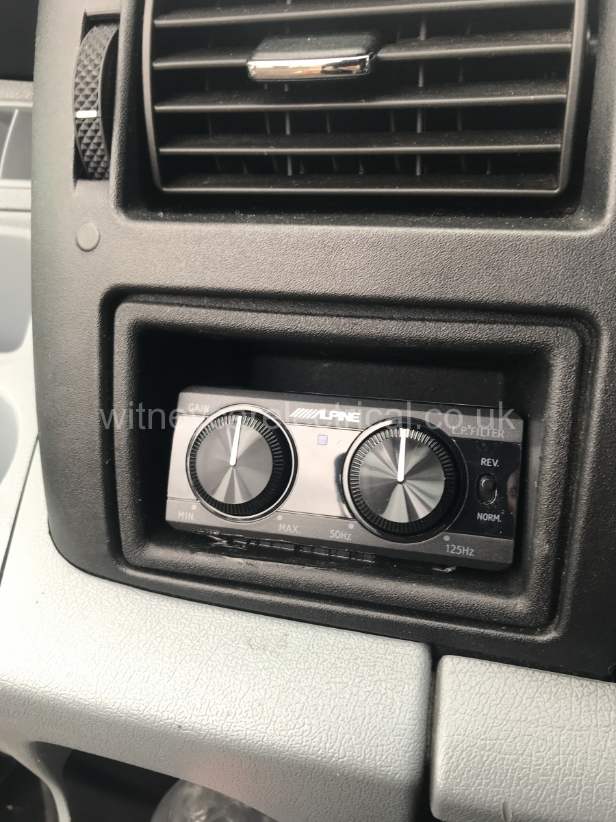 Gallery - Ford Transit Navigation &