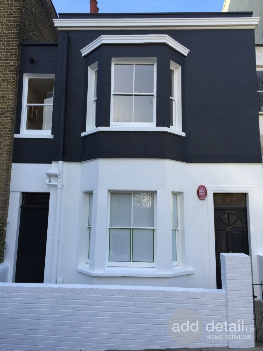 Exterior Repair and Painting - North West London - Central London - London