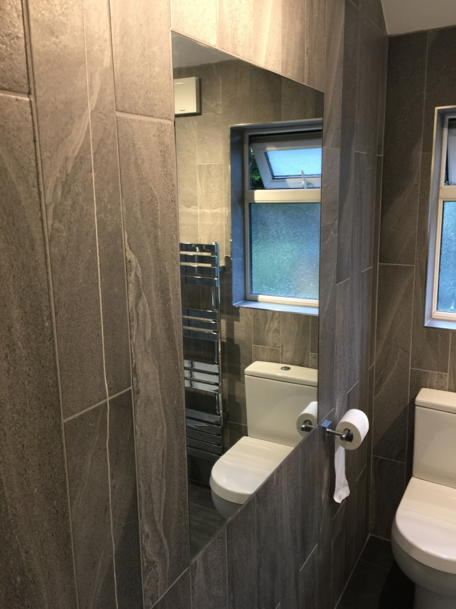 bathroom transformation north london central london london