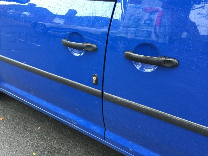 Gallery - VW Caddy 2009 - Cab and Load Deadlocks and Alarm