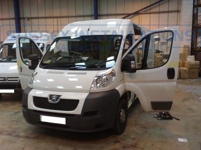 Peugeot Boxer S Series Deadlocks - Locks 4 Vans S SERIES VAN DEADLOCKS GENERAL - Online Shop & Worldwide Delivery - Sussex - London & The South East