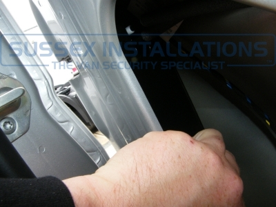 Mercedes - Sprinter - Sprinter (2006 - 2013) W906 - Sussex Installations MER1-NSD-SHIELD - Online Shop & Worldwide Delivery - Sussex - London & The South East