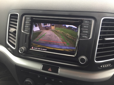 VW - Sharan - Reverse Cameras - MANCHESTER - GREATER MANCHESTER