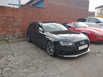 2013 Audi RS4 Autowatch Ghost 2 Immobiliser - Autowatch Ghost 2 - MANCHESTER - GREATER MANCHESTER