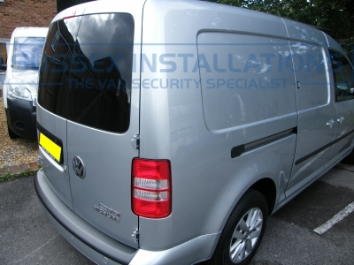 VW Caddy Maxi Highline 2015 C20 TDI - T Series Deadlocks - Sussex Installations T SERIES VAN DEADLOCKS GENERAL - Online Shop & Worldwide Delivery - Sussex - London & The South East
