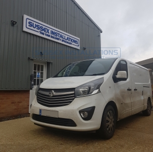Vauxhall - Vivaro - Specialist Security - Online Shop & Worldwide Delivery - Sussex - London & The South East