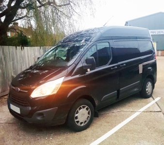 FORD CUSTOM (2017) 'Hole in the door' Repair and Deadlocks - Sussex Installations FOR3-NSL/OSL-EXT-001 (CUSTOM) - Online Shop & Worldwide Delivery - Sussex - London & The South East