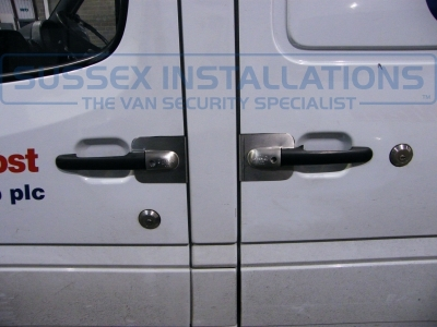 Mercedes - Sprinter - Sprinter (1995 - 2006) W901-W905 (null/200) - Mercedes Sprinter 2005 - Armaplates - Online Shop & Worldwide Delivery - Sussex - London & The South East