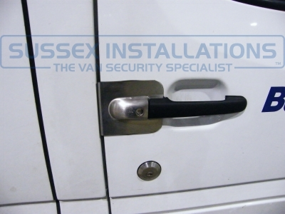 Mercedes - Sprinter - Sprinter (1995 - 2006) W901-W905 - Handle Protection - Online Shop & Worldwide Delivery - Sussex - London & The South East