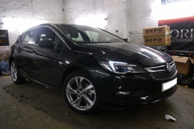 Vauxhall - Astra/Astravan - Astra J - (2010 on) - Heated Seat Kits - MANCHESTER - GREATER MANCHESTER