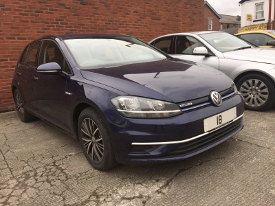 VW - Golf - Golf Mk7 (A7, 2013-present) - Heated Seat Kits - MANCHESTER - GREATER MANCHESTER