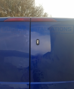 Ford - Transit - Custom (2013 - 2018) - Sussex Installations T SERIES DEADLOCKS - FORD CUSTOM - Online Shop & Worldwide Delivery - Sussex - London & The South East