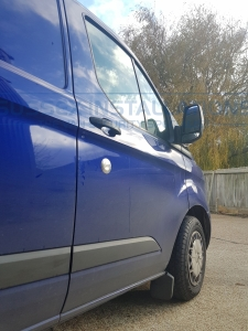 Ford - Transit - Custom (2013 - 2018) - Sussex Installations FOR3-RL-SR REP LOCK - Online Shop & Worldwide Delivery - Sussex - London & The South East