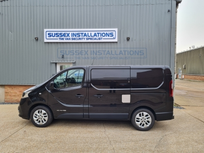 Vauxhall - Vivaro - Vivaro (2014 - 2019) - Specialist Security - Online Shop & Worldwide Delivery - Sussex - London & The South East