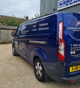 Ford - Transit - Custom - (2018 On) - Sussex Installations FOR3-NSL/OSL-EXT-001 (CUSTOM) - Online Shop & Worldwide Delivery - Sussex - London & The South East
