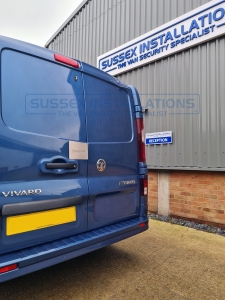 Vauxhall - Vivaro - Sussex Installations VAU5-RB-INT&EXT-001    - Online Shop & Worldwide Delivery - Sussex - London & The South East