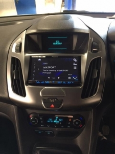 Ford - Transit - Transit MK8 (2014 - On) - Digital Radio - DAB - MANCHESTER - GREATER MANCHESTER