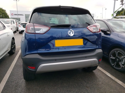 2020 Vauxhall Crossland Colour Coded Rear Parking Sensors - Safe And Sound Rear Parking Sensors  - MANCHESTER - GREATER MANCHESTER