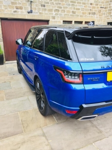 2020 Range Rover Sport Autowatch Ghost Immobiliser - Autowatch Ghost 2 - MANCHESTER - GREATER MANCHESTER