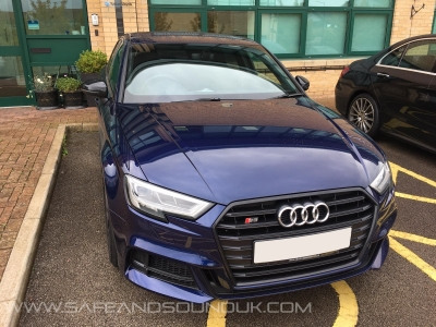 Audi - A3 - A3 - (8V, 2012 On) - Smartrack Protector Pro  - MANCHESTER - GREATER MANCHESTER