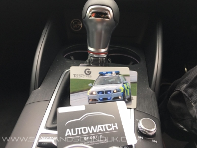 Audi - A3 - A3 - (8V, 2012 On) - Autowatch Ghost 2 - MANCHESTER - GREATER MANCHESTER
