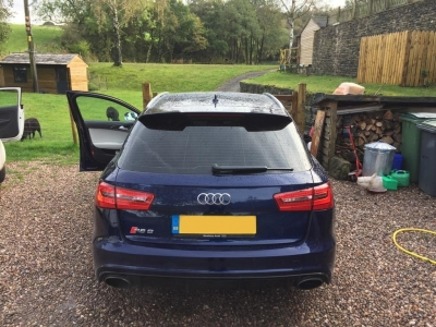 Audi - A6 - A6 - (C7, 2011 On) - Reverse Cameras - MANCHESTER - GREATER MANCHESTER