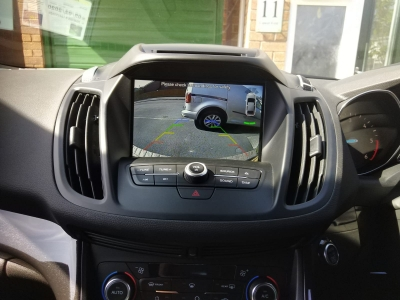 Ford - KUGA - Reverse Cameras - MANCHESTER - GREATER MANCHESTER
