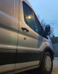 Ford - Transit - Transit MK8 (2014 - On) - Security Packages - Online Shop & Worldwide Delivery - Sussex - London & The South East