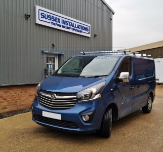 Vauxhall - Vivaro - Sussex Installations VAU1-GP-1S-RB-D - Online Shop & Worldwide Delivery - Sussex - London & The South East